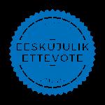 Eeskujulik Ettevõte Sertifikaadi logo 2018